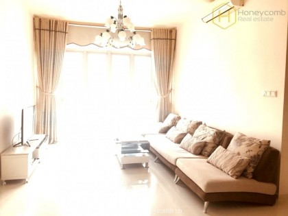The Vista An Phu 2 beds apartment with river view