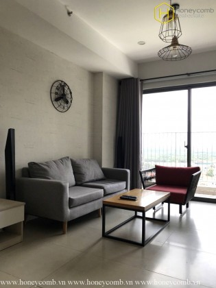 Great! 2 beds apartment with river view in Masteri Thao Dien for rent