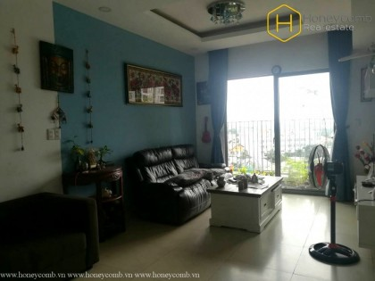 Masteri Thao Dien 3-beds apartment with low floor for rent