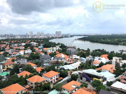 The Nassim 4 bedrooms apartment with Unfurnished and river view