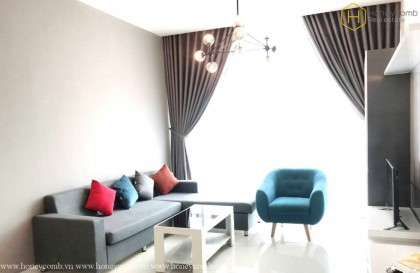 Brand new 2 beds apartment with swimming pool in The Vista for rent