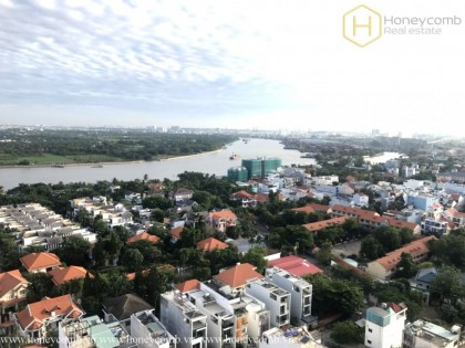 Good view 2 bedrooms apartment in The Vista An Phu