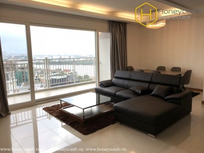 Amazing 3 bedrooms apartment in Xi Riverview Palace for rent