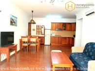 The 3 bed serviced apartment with elegant style
