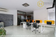 The spacious 3 bedroom-villa is suitable for office at Distric 2