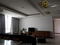 Perfect interior with a 3 bedrooms apartment in Xi Riverview Palace