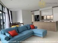 The stunning 2 bedrooms-apartment with extraordinary view from City Garden
