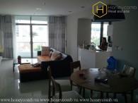This 2 bedrooms-apartment is very delightful in City Garden