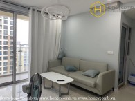 The 2 bedroom-apartment with smart design for lease in The Estella Heights