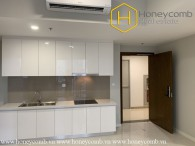 The unfurnished 2 bedroom-apartment with spacious area in Masteri An Phu