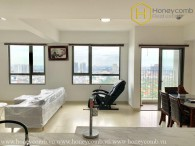Linkable 3 bedrooms apartment with river view in Masteri Thao Dien