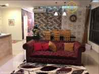 Look at this !! This stunning penthouse is very hot at Masteri Thao Dien