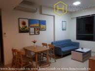 The 2 bedrooms-apartment is very wonderful in Masteri Thao Dien