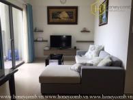 Căn hộ 2 phòng ngủ cho thuê tại Masteri Thảo Điền với nội thất cơ bản