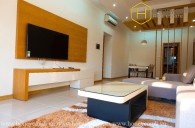 The 3 bedrooms-apartment is very convenient in Saigon Pearl