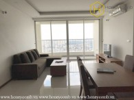 The 2 bedroom-apartment with smart design and spacious area from Thao Dien Pearl
