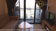 The simple 1 bedroom-apartment is still available in Vinhomes Golden River