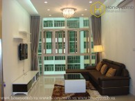 The 2 bedrooms-apartment with cozy decoration in The Vista