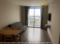 The 2 bedroom-apartment with elegant style from Wilton Tower