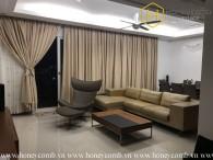 Căn hộ 3 phòng ngủ với tầm nhìn tuyệt vời cho thuê tại Xi Riverview Palace