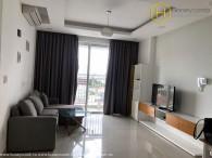 Căn hộ hiện đại với 2 phòng ngủ ở Tropic Garden cho thuê