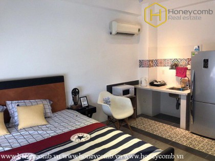 Proper Design. Smartly Priced. This studio 1 bed-apartment is ready for move-in