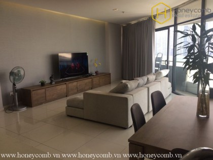 Enjoy your modern life with this perfect 3 bedrooms-apartment in City Garden