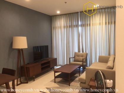 Hurry up !!! This perfect 1 bedroom-apartment is still available in City Garden