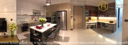 This delicate 2 bedrooms-apartment tailored to your highest standards in The Estella Heights