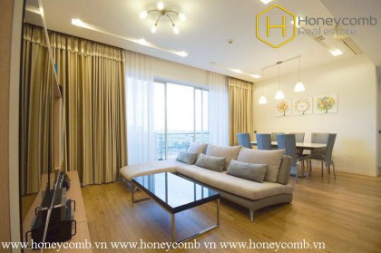 Modern 2 bedrooms apartment for rent in The Estella