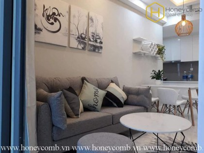 Look at this!! What a supremely perfect 2 bedrooms-apartment in Masteri An Phu