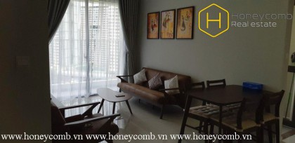 The beautiful 2 bedroom-apartment for lease at Masteri An Phu