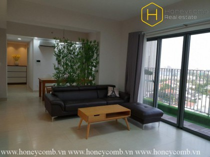 Linkable apartment for rent in Masteri 3 bedroom