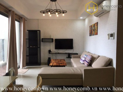 Amazing 2 beds apartment with open kitchen in Masteri Thao Dien