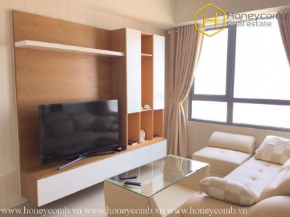 The perfect 2 bedrooms-apartment for a modern lifestyle in Masteri Thao Dien