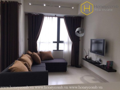 This supremely perfect 2 bedroom-apartments is still available in Masteri