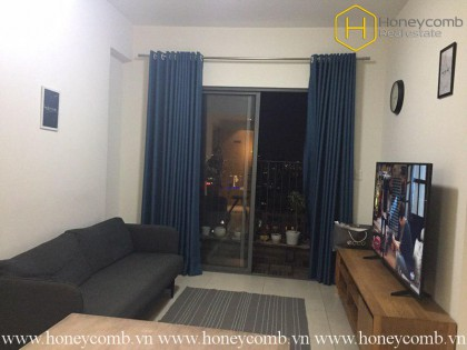Beautilful decoration 2 beds apartment with river view in Masteri Thao Dien