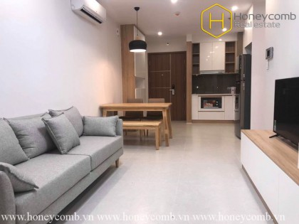 The wonderful 1 bedroom-apartment for lease in New City