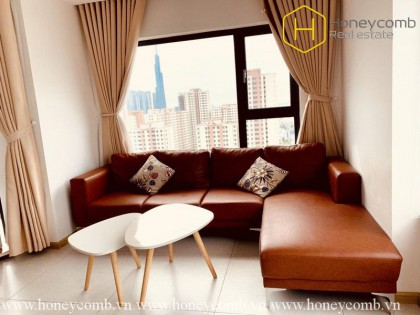 Blending luxury & sophistication to create this 3 bedrooms-apartment in New City
