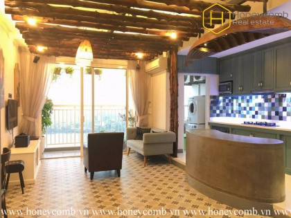 What do you think about this desirable 3 bedrooms-apartment in Tropic garden ?