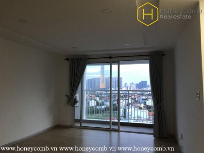 The spacious and unfurnished 3 bedroom-apartment in Tropic Garden