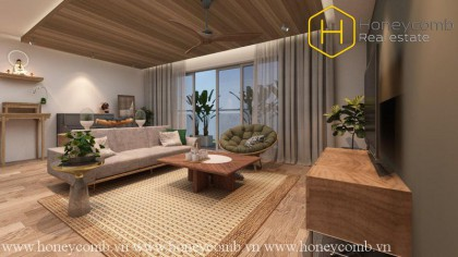 This supremely perfect 4 bedrooms-apartment tailored to your highest standards in Vista Verde