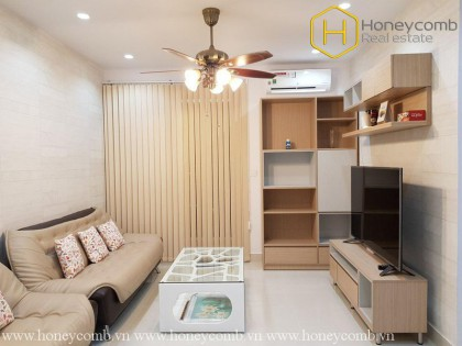 This 2 bedrooms-apartment is very spacious and delightful in Vista Verde