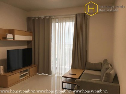 The convenient and elegant 1 bedroom-apartment from Vista Verde