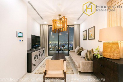 Discover the 3 bedroom-apartment with Bazaar style from Vinhomes Golden River