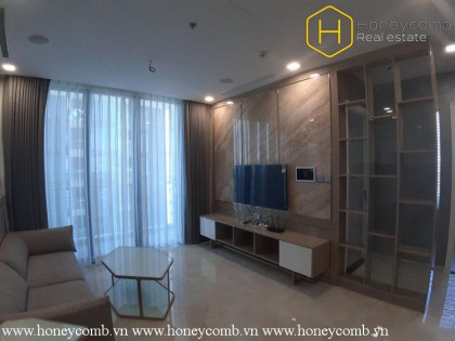 The 3 bedroom-apartment with Modernism style in Vinhomes Golden River