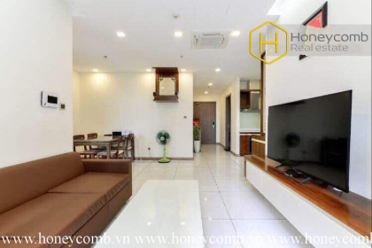 Blending luxury & sophistication to create this 3 bedrooms-apartment in Vinhomes Central Park