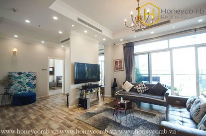 The fabulous 3 bedrooms-penthouse with extraordinary view from Vinhomes Central Park