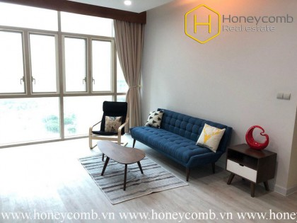 The Most Luxury with 3 bedrooms apartment in The Vista for rent