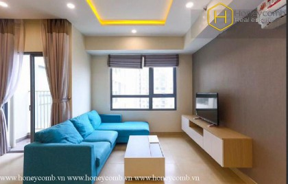 Wonderful apartment with cheap price in Masteri Thao Dien for rent
